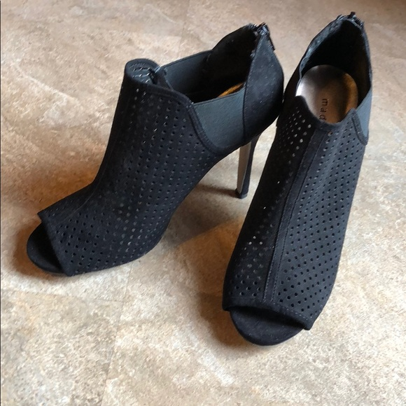 Madden Girl Shoes | Peep Toe Booties
